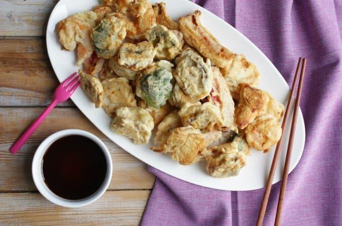 Japanse tempura van Wereldeters_1