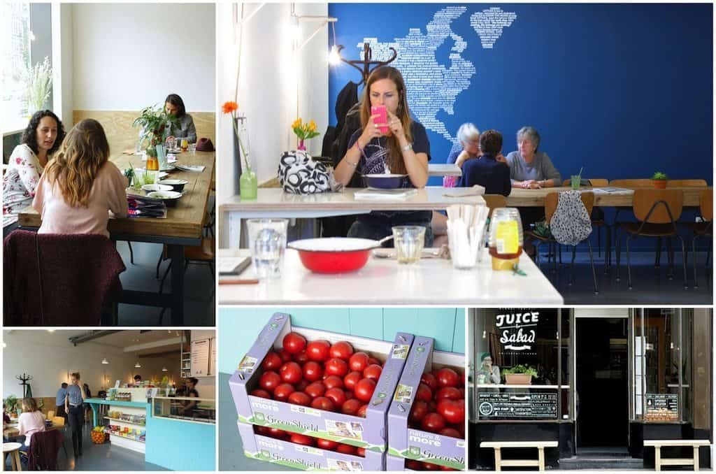 Juice & Salad Cafe Amsterdam_2