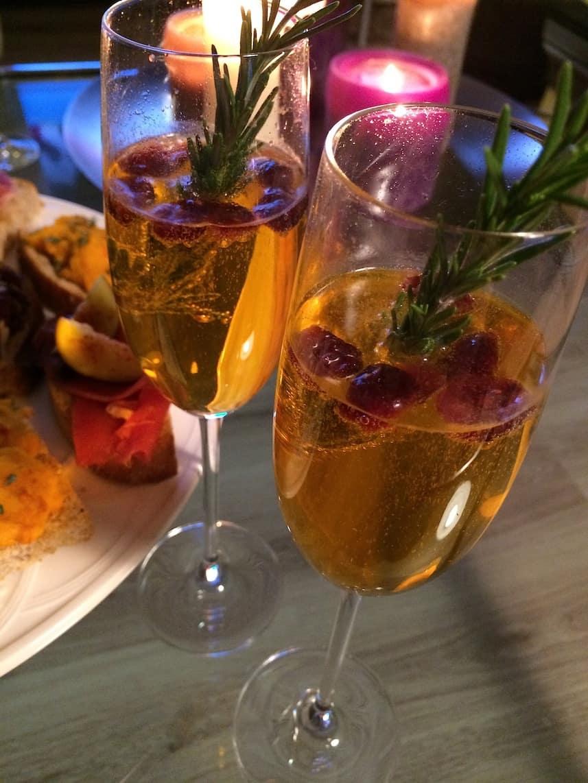 Kerstcocktail met mandarijn en rozemarijn_2