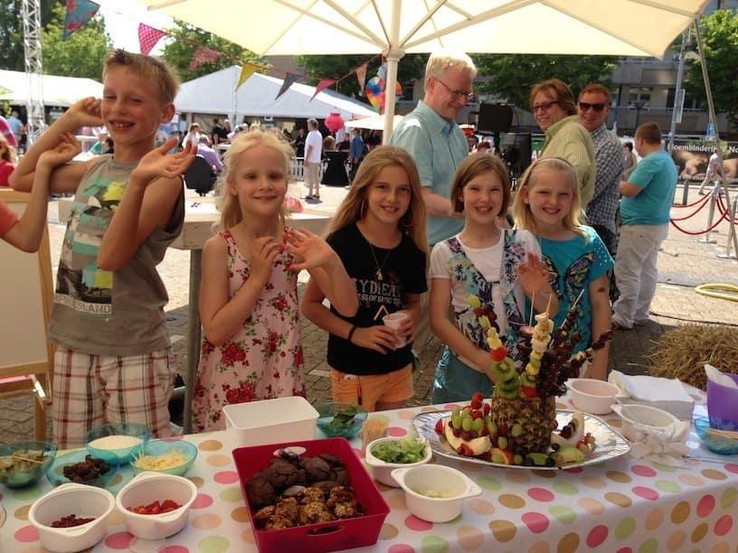 Kids culinair zoetermeer een eiland vol lekkers francesca kookt