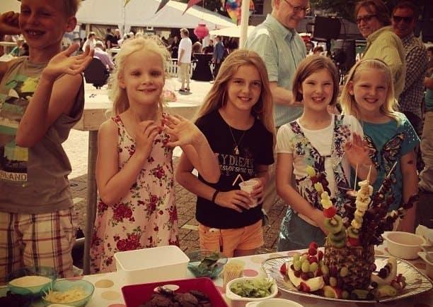 Kids Food Experience Culinair Zoetermeer 2013