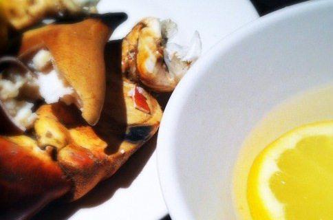 Krabscharen koken
