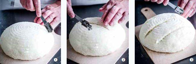 Krentenbollen uit Brood uit egen oven_3