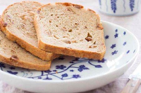 Krentenbollen uit Brood uit egen oven_4