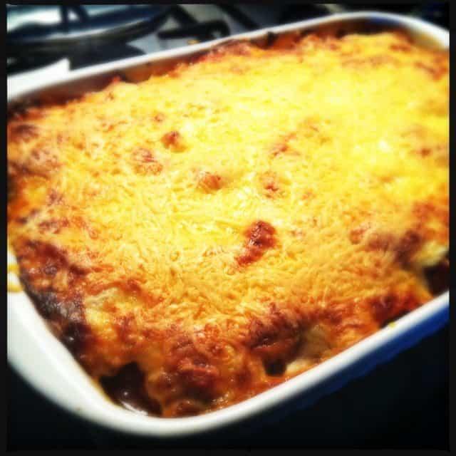 Lasagna knolselderij 2