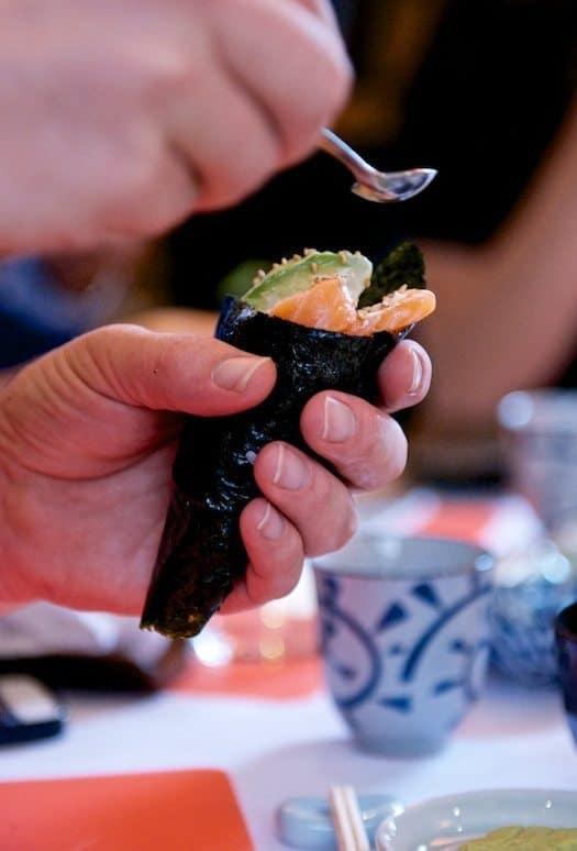Thuis een sushi party? Dat doe je zo!