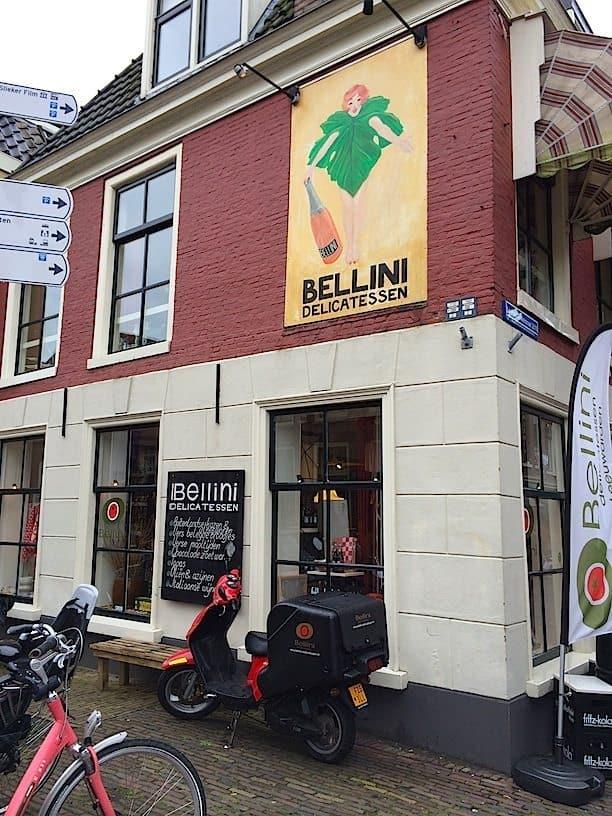 Leeuwarden food hotspots_Bellini