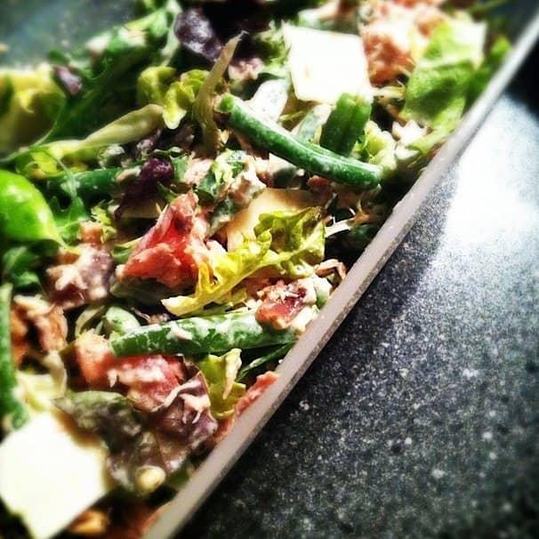 Makkelijke salade nicoise_2