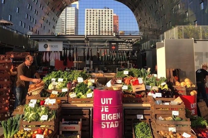 Maak Kennis Met Markthal Rotterdam Francesca Kookt