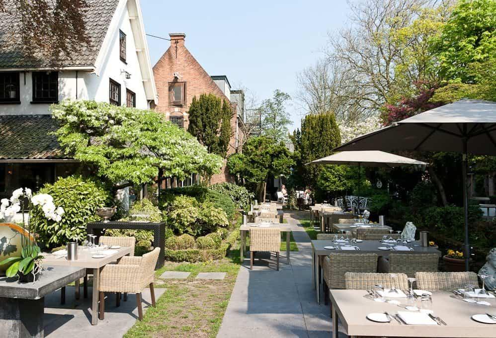 Mooiste terrassen van Nederland_De Beukenhof Oegstgeest