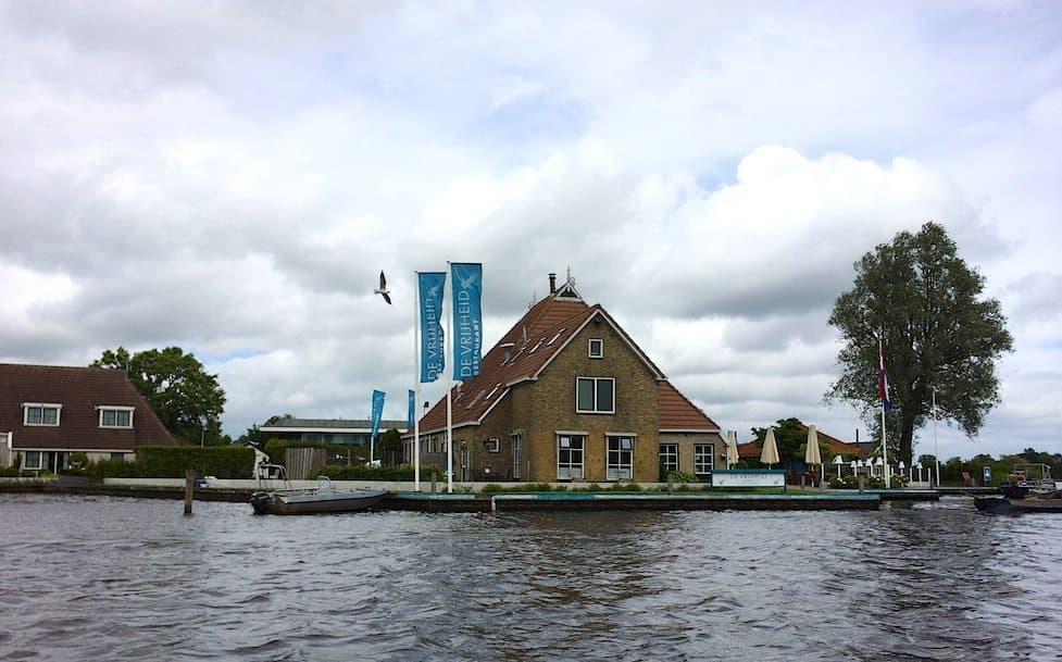 Mooiste terrassen van Nederland_De Vrijheid Grou