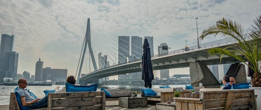 Mooiste terrassen van Nederland_Prachtig Rotterdam