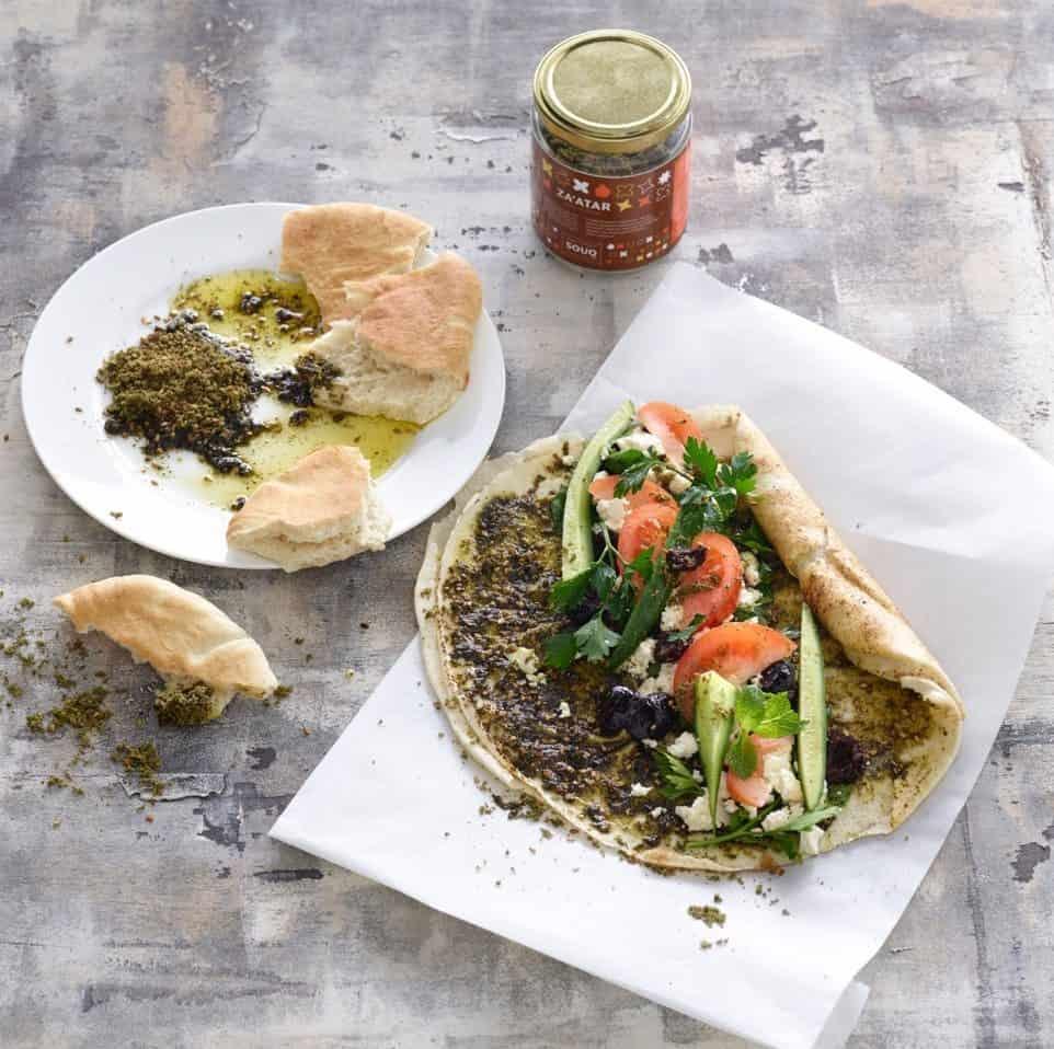 Nadia merijn 39 s souq het beste uit de mediterraan for Palestijnse keuken