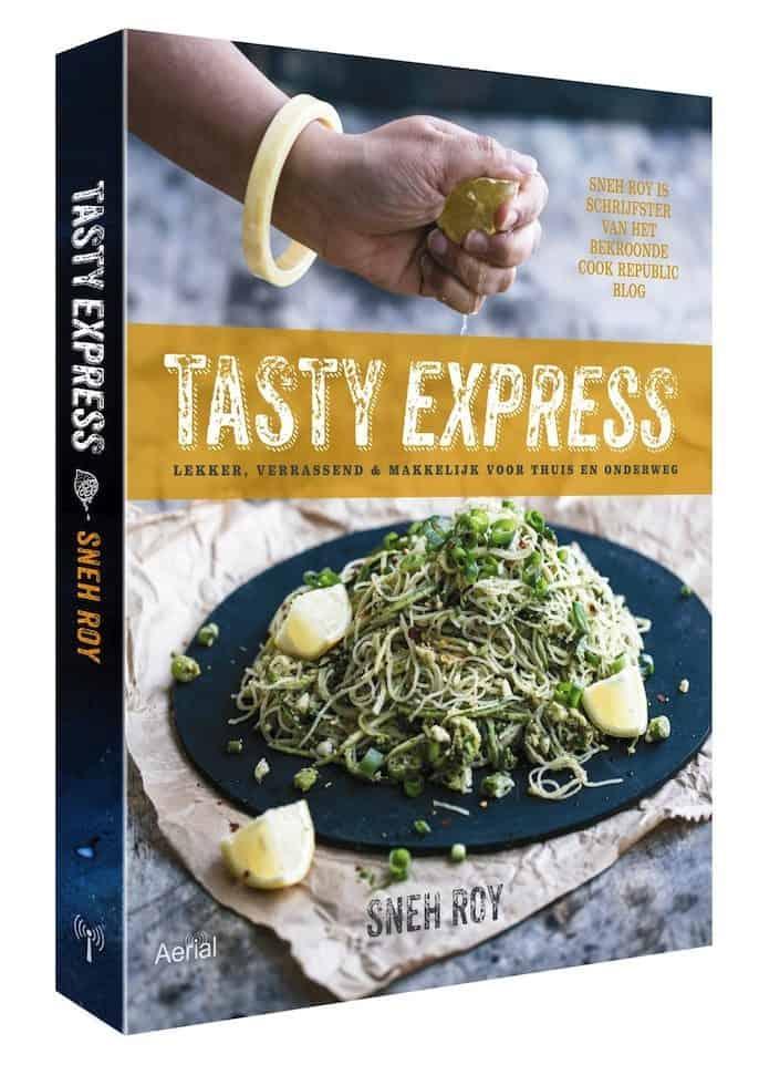 Nieuw in de boekenkast_Tasty Express_1