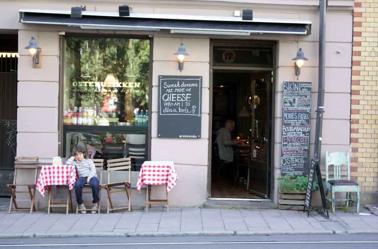 Oslo food hotspots_ostebutikken