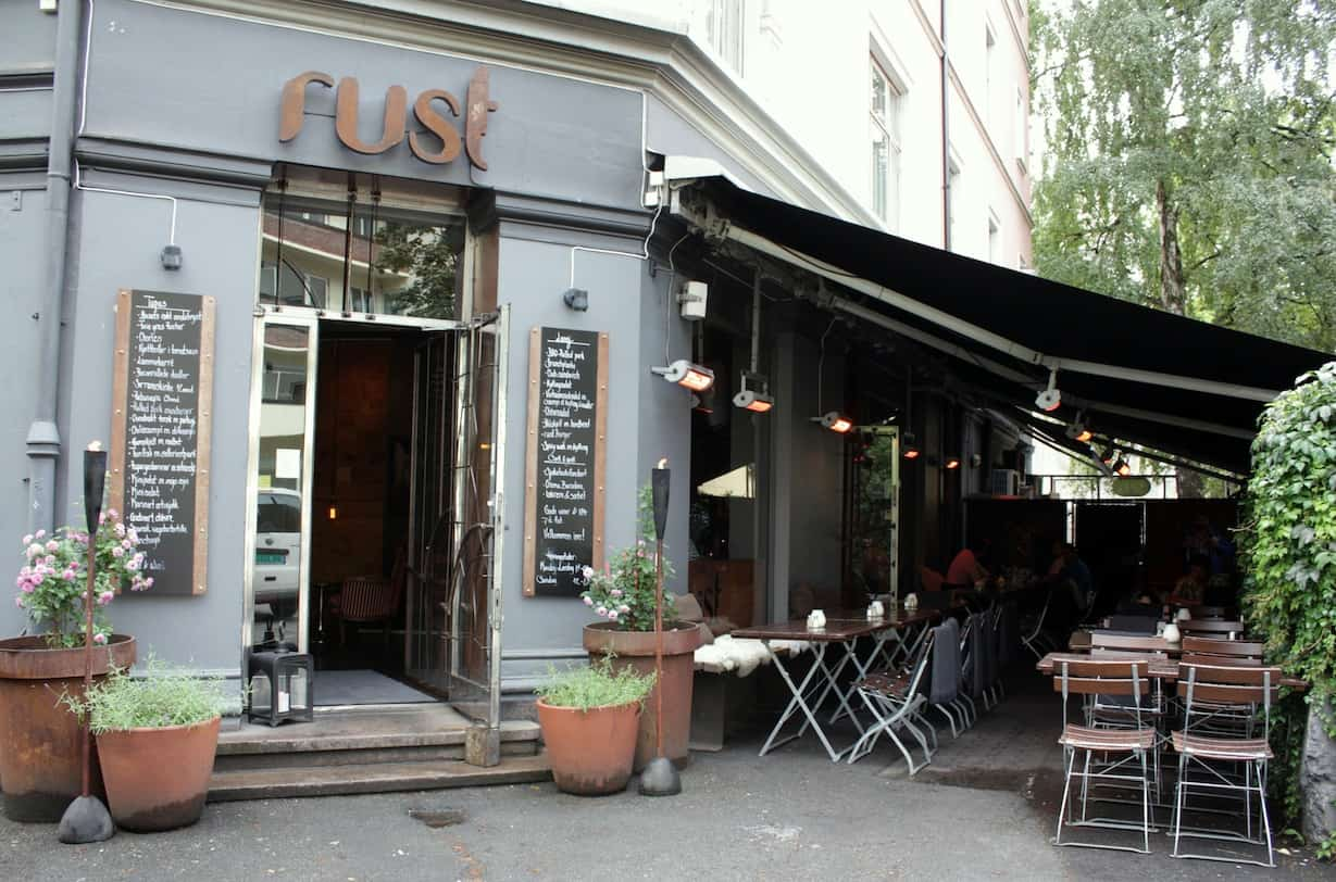 Oslo food hotspots_rust
