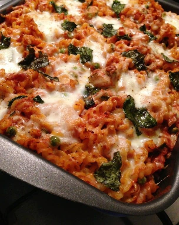 Pasta ovenschotel met tonijn_2