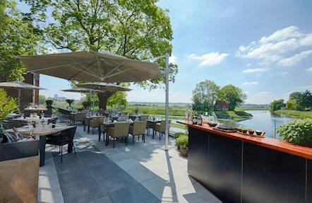 Restaurant Noble terras
