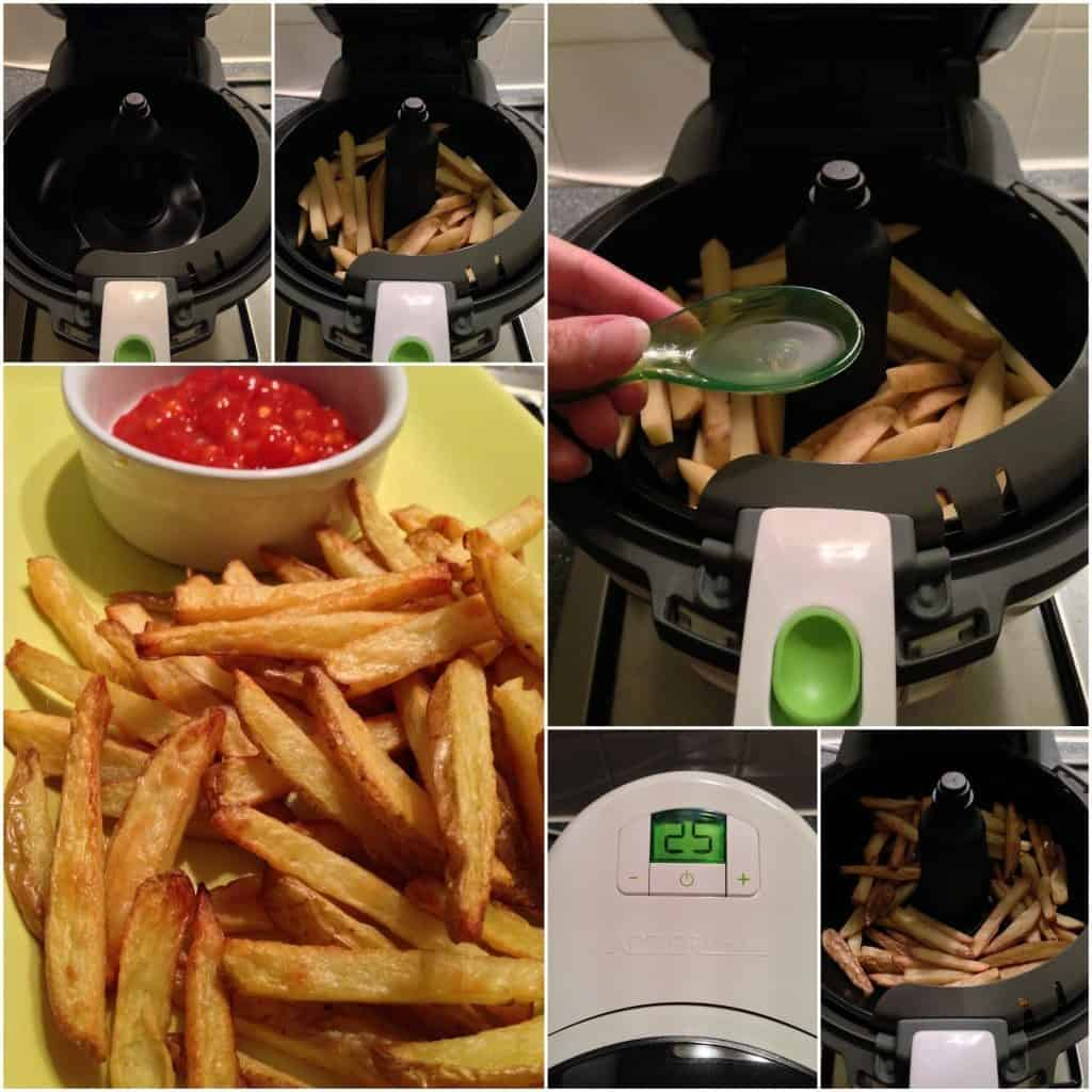 Review Tefal Actifry Mini frietjes_3