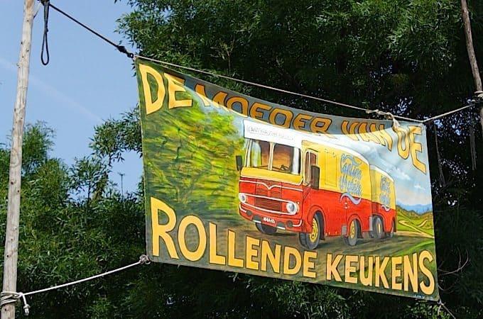 De Rollende Keukens : In beeld: weekend van de rollende keukens 2014 francesca kookt