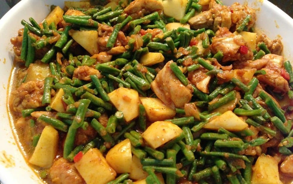 Foodblogswap: Roti kip recept van Kay - Francesca Kookt