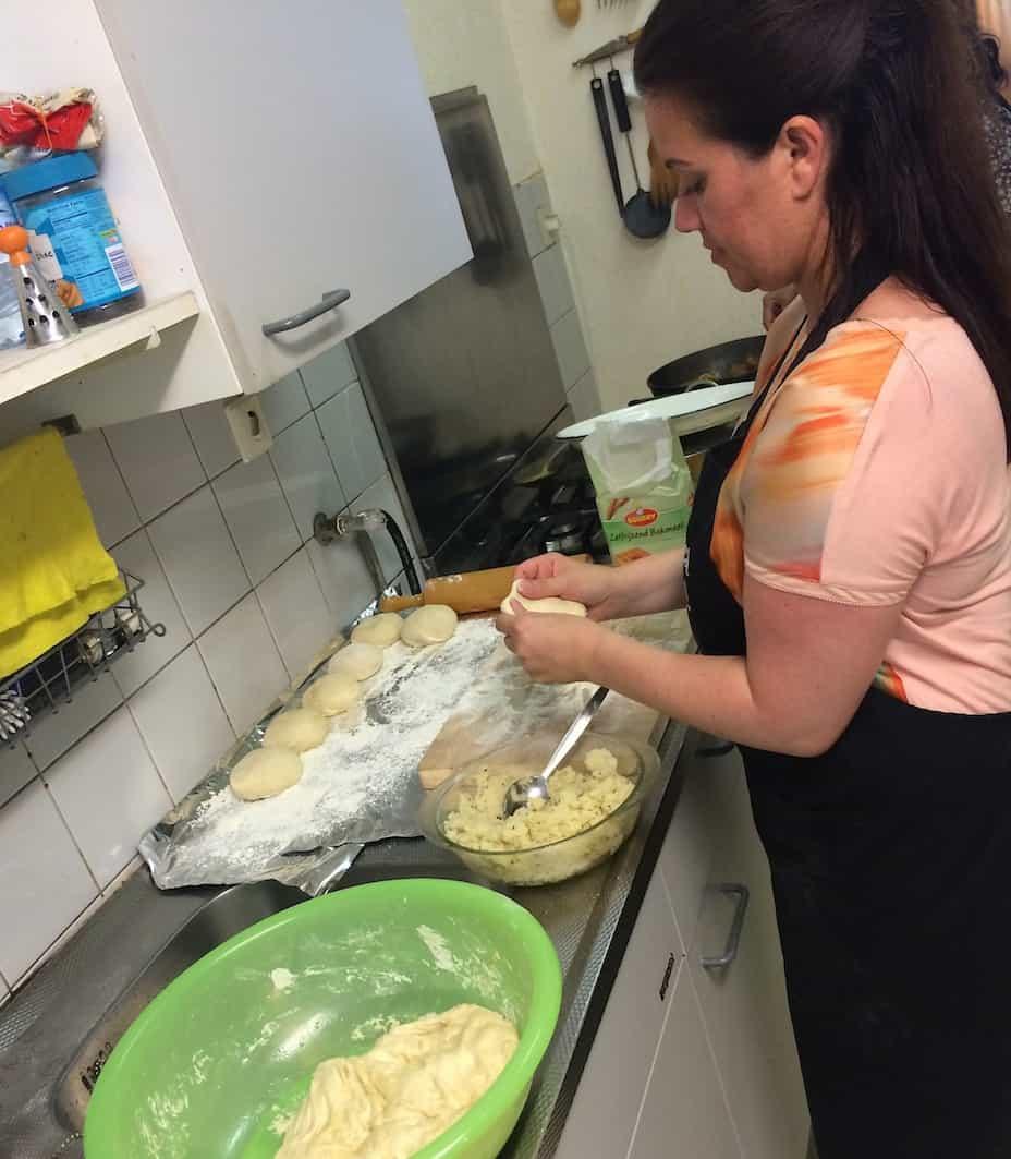 Roti lam met aardappel en kousenband_6