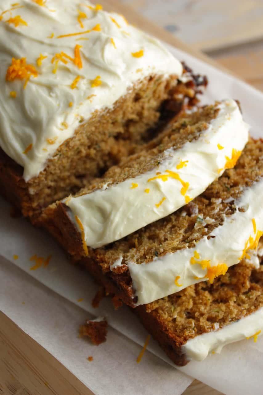 Sinaasappel courgette cake_2