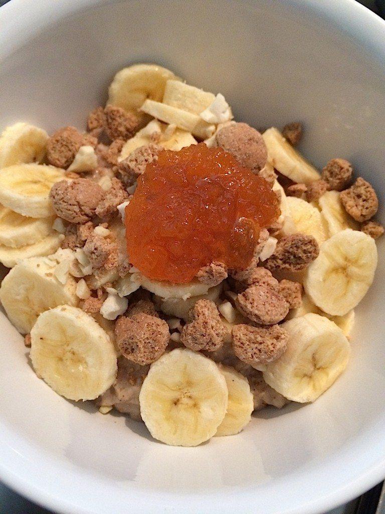Sinterklaas ontbijt met havermout_2