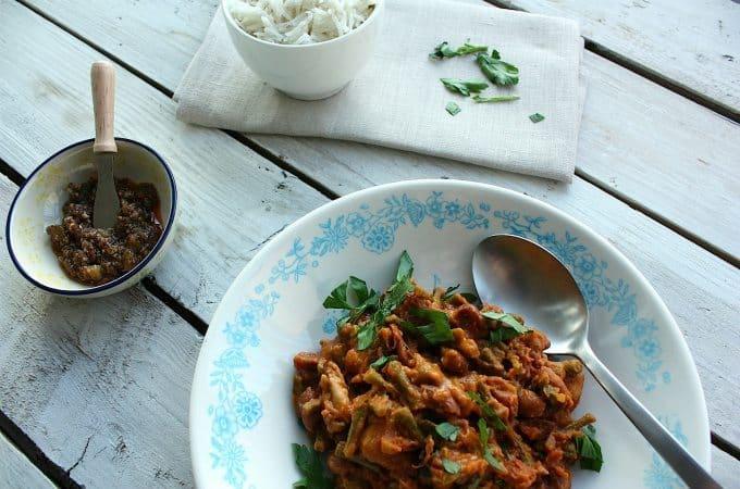 Surinaamse bruine bonen met rijst_1_uitgelicht2