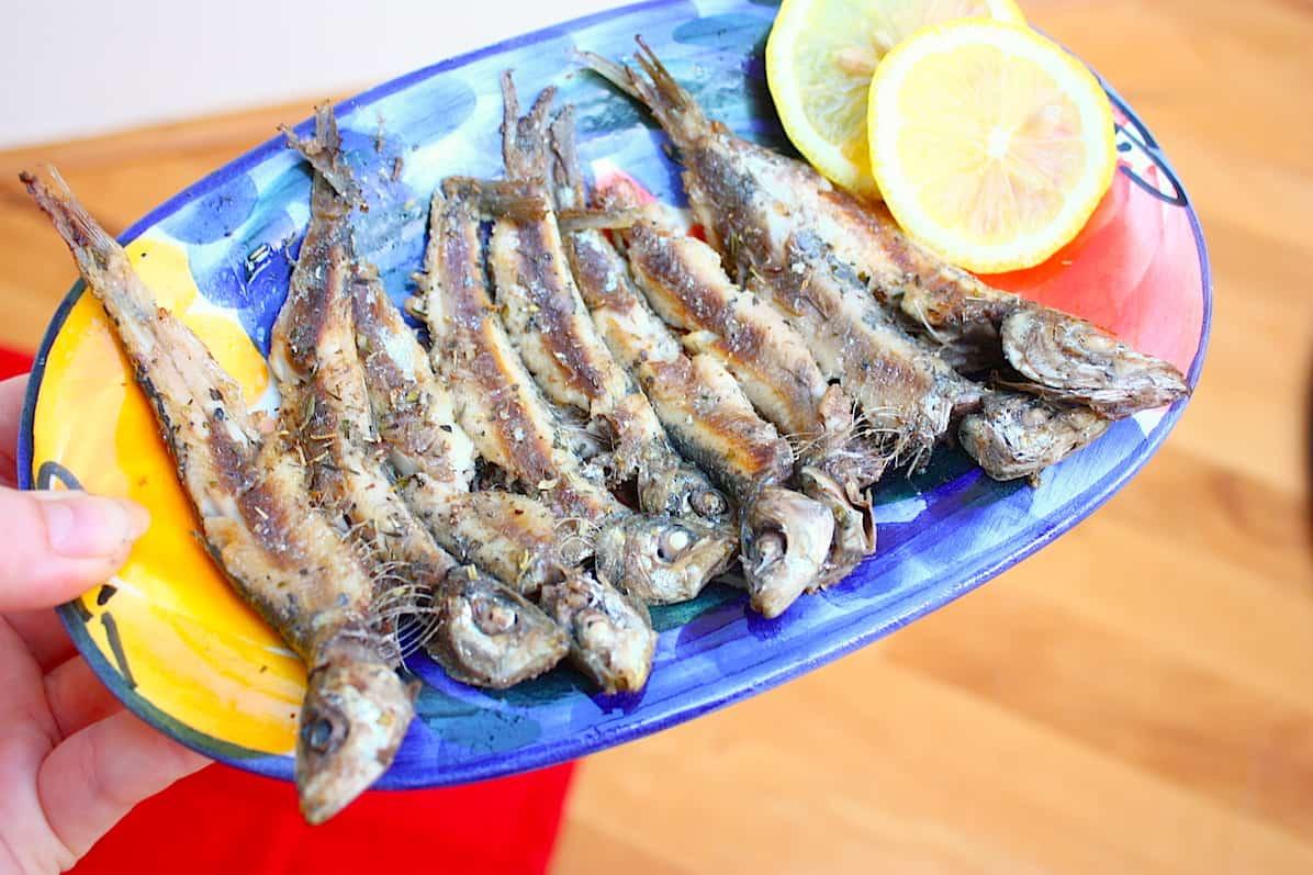 Tapas-Sardines