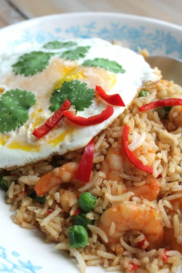 Thaise nasi met garnalen_2