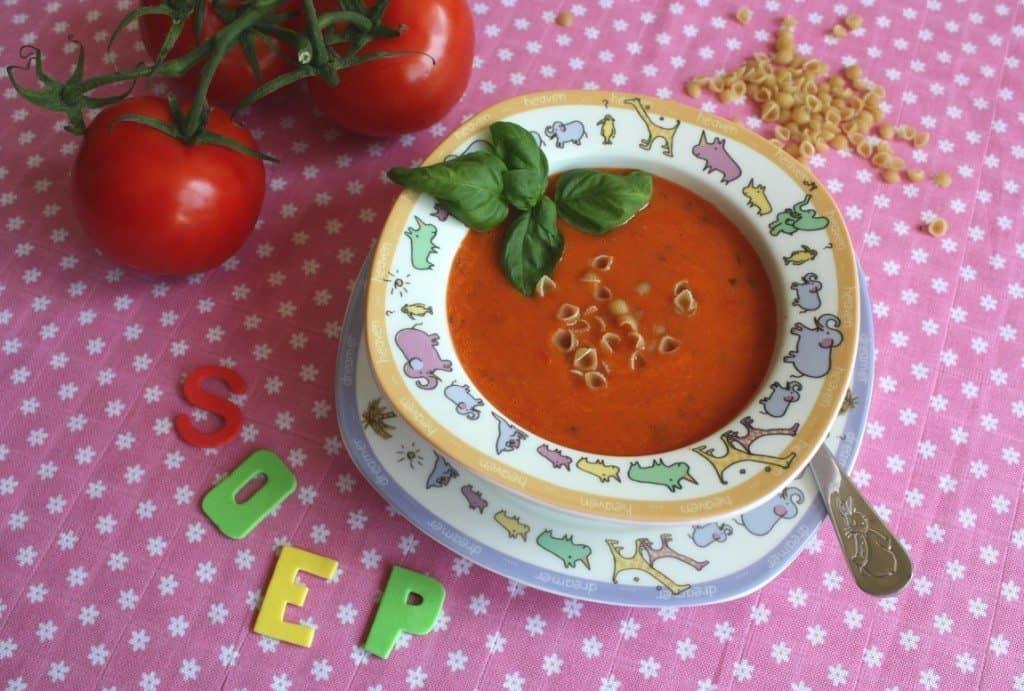 Tomatensoep met basilicum_2