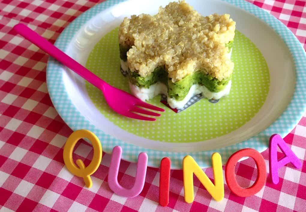 Torentje van quinoa witvis groente_2