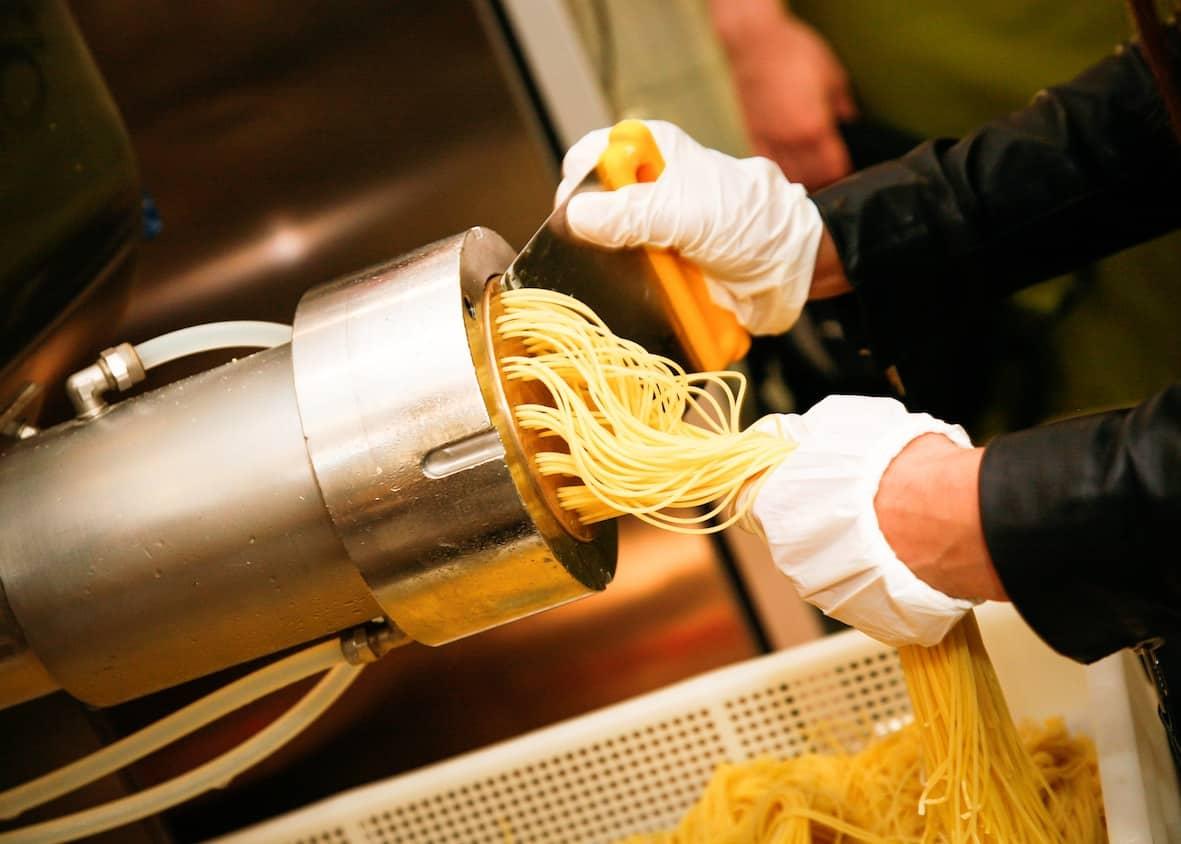 Vapiano_verse pasta in de maak