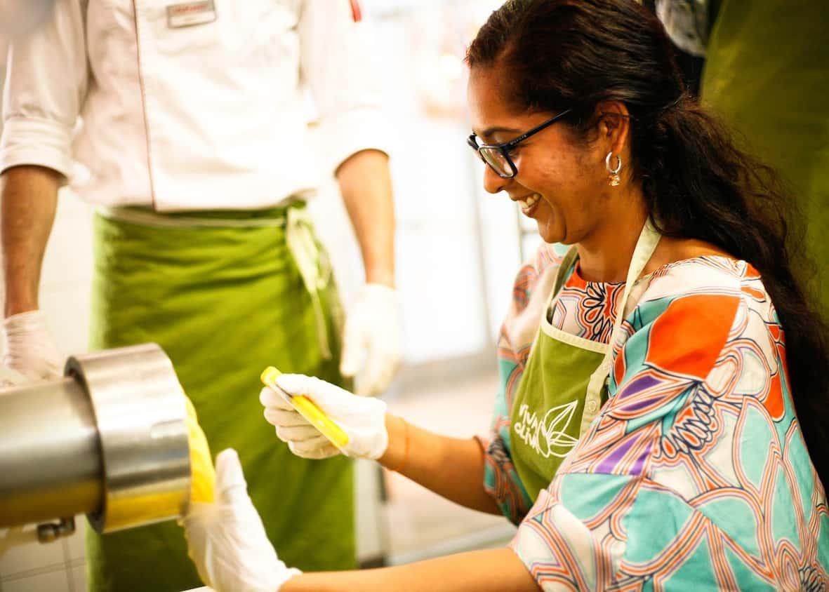 Vapiano_zelf pasta maken