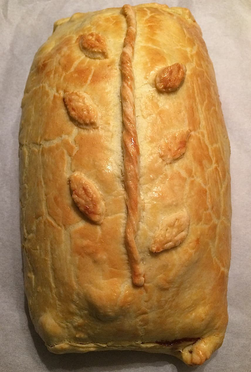 Vegetarische Wellington_5