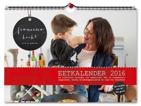 Bestel hier de Eetkalender 2016!