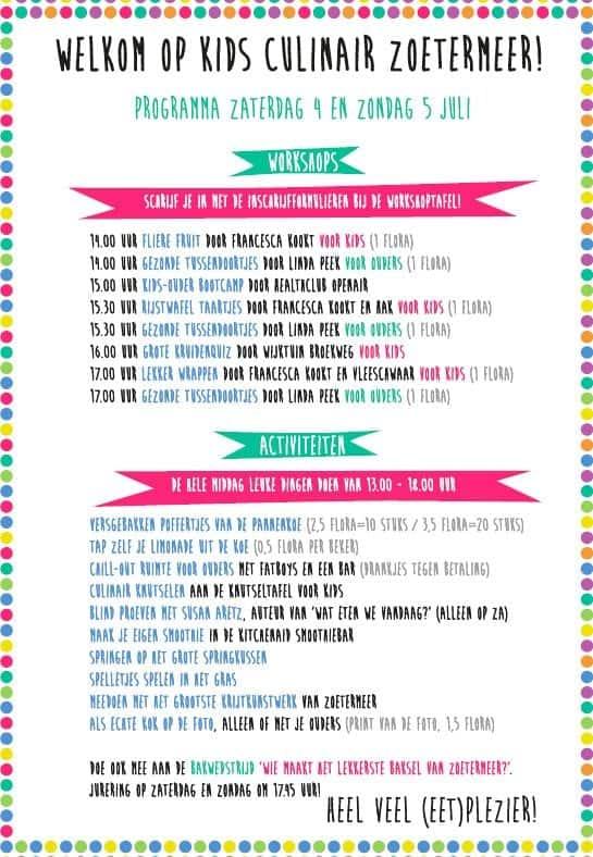kids-culinair-zoetermeer-2015-programma