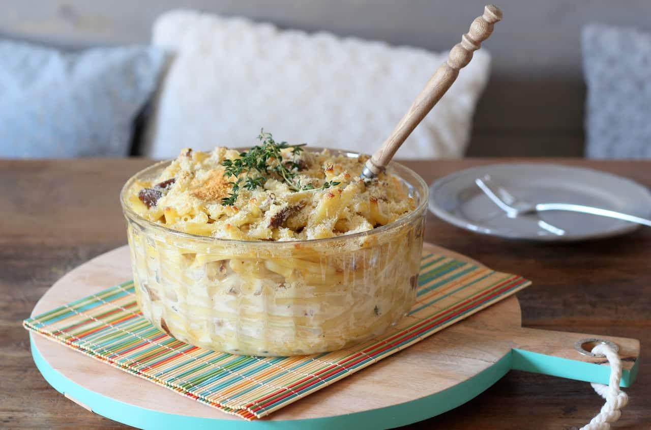 mac-and-cheese-met-paddenstoelen-1