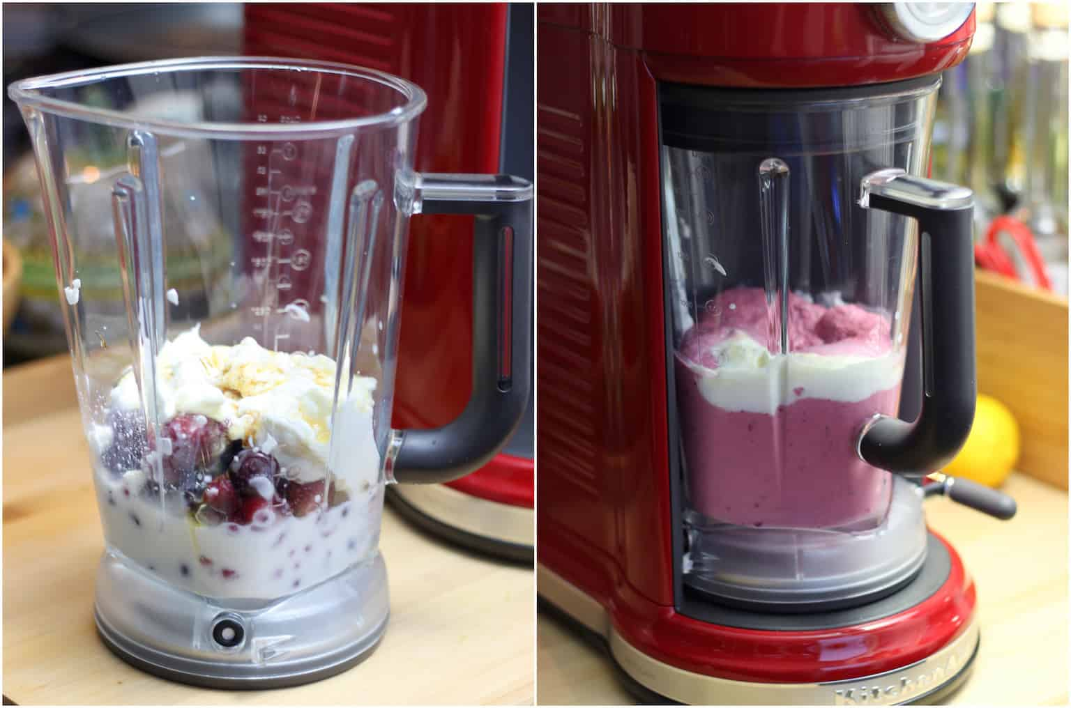 Review Van De Kitchenaid Magnetic Drive Blender