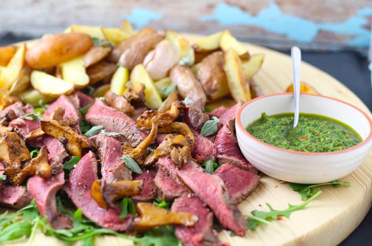 8157085d5c1158 Steak chimichurri na een bezoek aan Valk Versmarkt - Francesca Kookt